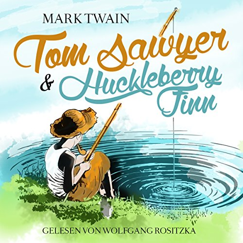 Tom Sawyer & Huckleberry Finn Titelbild