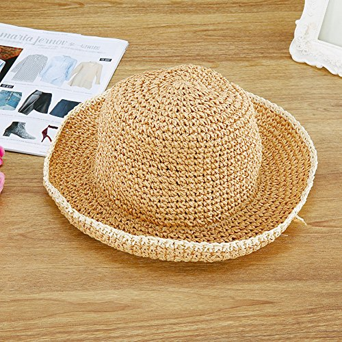 Sombras Rafi Hierba Crochet Sunbathing Dom Hat Outlet Playa