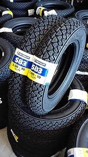 1 Paar Reifen Michelin S83 3.00 10 42J für Piaggio Vespa Special 50 N R