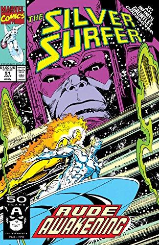 Silver Surfer (1987-1998) #51 (English Edition)