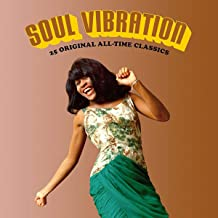 Soul Vibration (25 Original All-Time Classics In A Deluxe Gatefold Se,180G/Dmm)