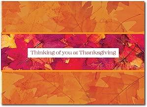 ZilloMart Thanksgiving Greeting Card TH1910 -