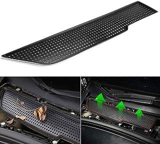 Volwco Zubehör Für Tesla Model 3, Air Flow Vent Schutzabdeckung Lufteinlassgitter Einlassabdeckung Für Tesla Model 3