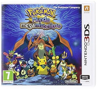 Pokémon Mundo Megamisterioso por Nintendo