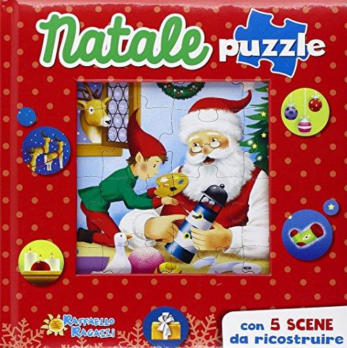 Natale puzzle. Ediz. illustrata