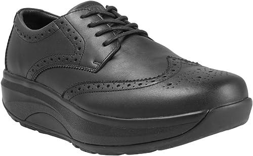 Joya Homme Homme Homme ID Robe Cuir Chaussures 067