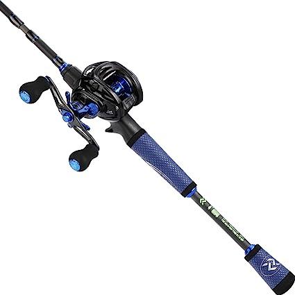 Amazon.com : Sougayilang Speed Bass Fishing Rods, Porable Light