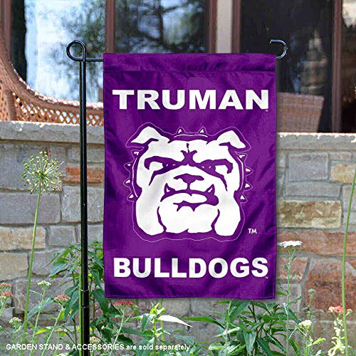College Flags & Banners Co. Truman Bulldogs Garden Flag