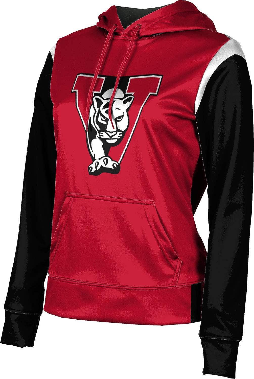 ProSphere Vista High School Girls' Pullover Hoodie, School Spirit Sweatshirt (Tailgate)