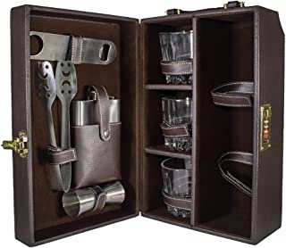 Msa Jewels Bar Accessory Tools Set (Brown)