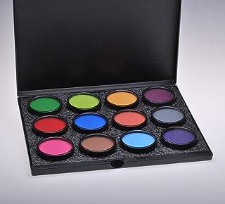 Mehron Paradise Makeup AQ - Palette B - 12 kleuren