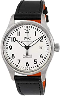 Pilot's Mark XVIII Silver Dial Automatic Mens Watch IW327002