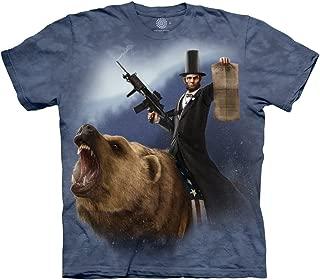 Men's Political Shirts Collection, Trump, Reagan, Clinton and Lincoln