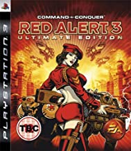 Command & Conquer: Red Alert 3 - Ultimate Edition (PS3) by Electronic Arts