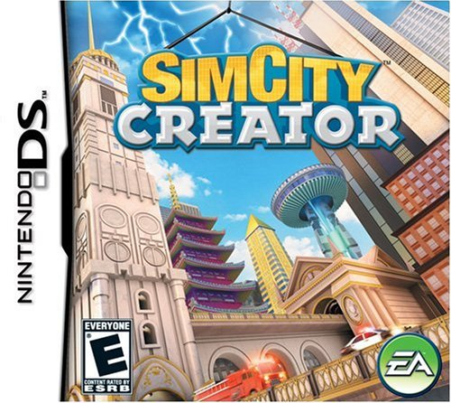 Electronic Arts SimCity Creator - Nintendo DS