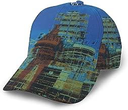 FrankIJohnson Buckethead Giant Robot Casual Sun Hat,Sports Baseball Cap,Unisex,Adjustable Hat