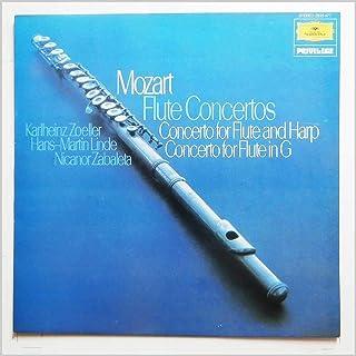 Mozert: Flute Concertos [LP]