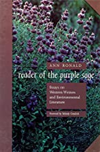 Reader Of The Purple Sage: Essays On Western Writers And Environmental Literature