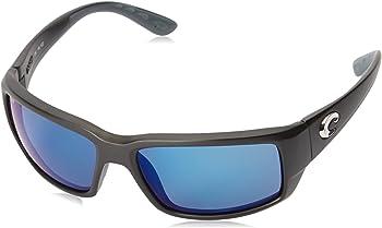 Costa Del Mar Fantail Blue Mirror Polarized Medium Fit Sunglasses