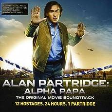 Alan Partridge: Alpha Papa - The Original Movie Soundtrack Audio