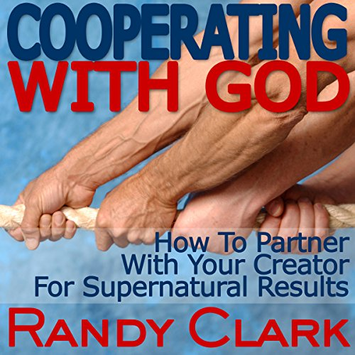 Cooperating with God audiobook cover art