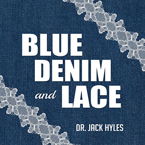 Blue Denim and Lace audiobook cover art