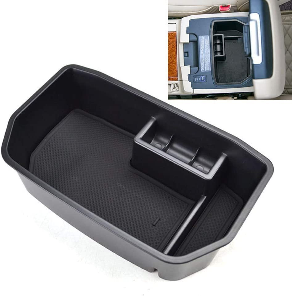ZXCVBN Center Console Over Max 57% OFF item handling ☆ Armrest Storage Fit 2008-2015 2016 Box for
