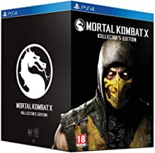 French European Version ~ Mortal Kombat X Kollector's Import Edition - PlayStation 4 ~ All Written Content is in FRENCH