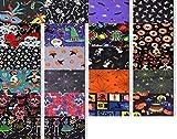 Fabrics-City 2M Baumwolle Stoff Popeline Baumwoll-Popeline