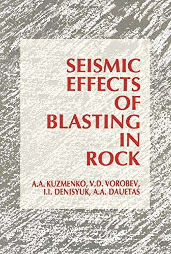 Seismic Effects of Blasting in Rock (Russian Translations Series)