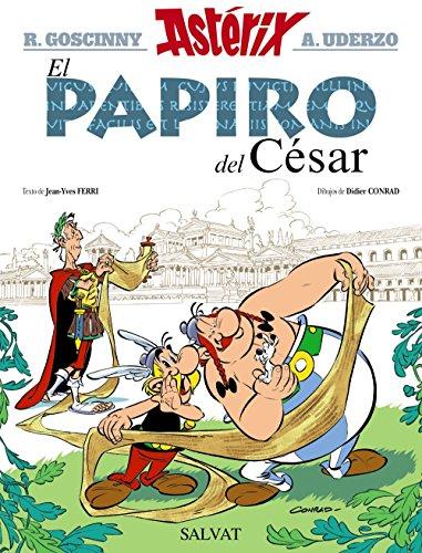 Asterix : El papiro del César (Spanish Edition)