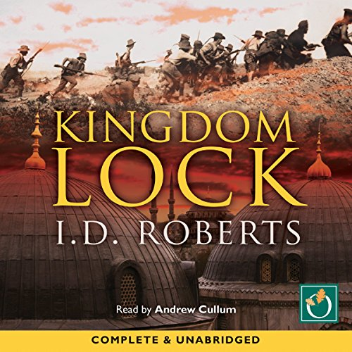 Kingdom Lock audiobook cover art