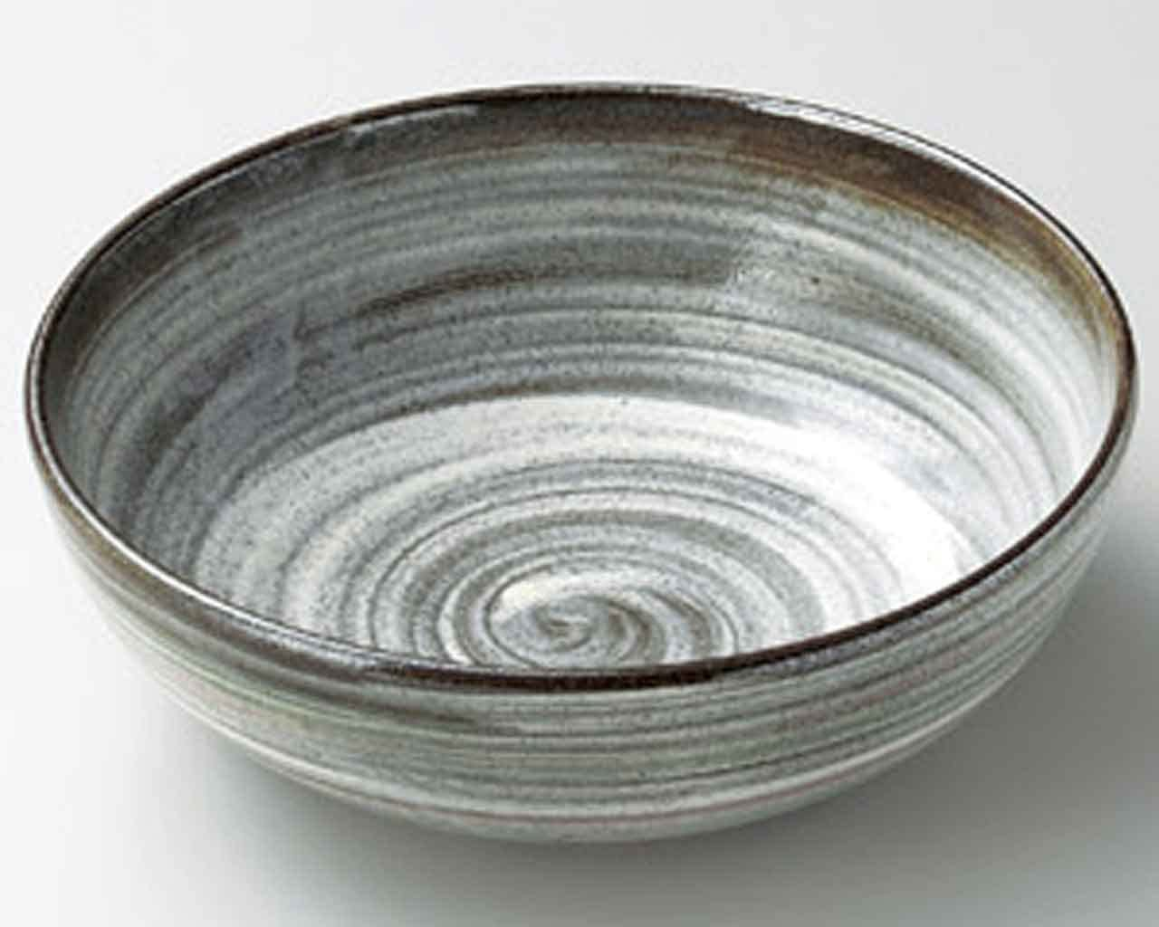 Colored Beauty products Kobiki 8.5inch Set of Max 42% OFF 5 Plates Grey porcelain Medium Mad