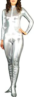 Best silver one piece bodysuit Reviews