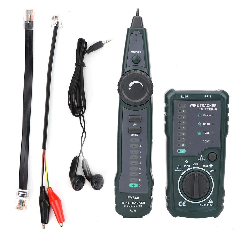 Fy868 Max 48% OFF Multifunction Reservation Cable Tester Line Finder for