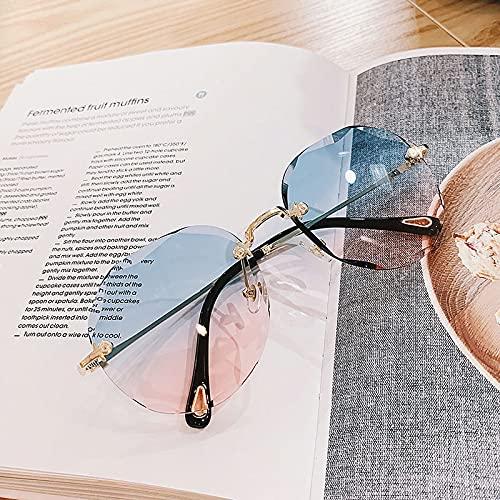 TUJHGF Gafas De Sol Anti-Ultravioleta para Mujer Las Gafas De Sol para Mujer Son Adecuadas para Viajes Al Aire Libre, Ciclismo y Golf,D