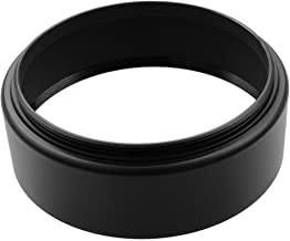 CamDesign 52mm Metal Lens Hood Sun Shade Compatible with Leica/Contax Zeiss/Voigtlander/Panasonic Lumix/Fujifilm/Olympus/Nikon /Canon/Sony/Pentax/Samsung/Sigma/ RF Rangefinder Cameras