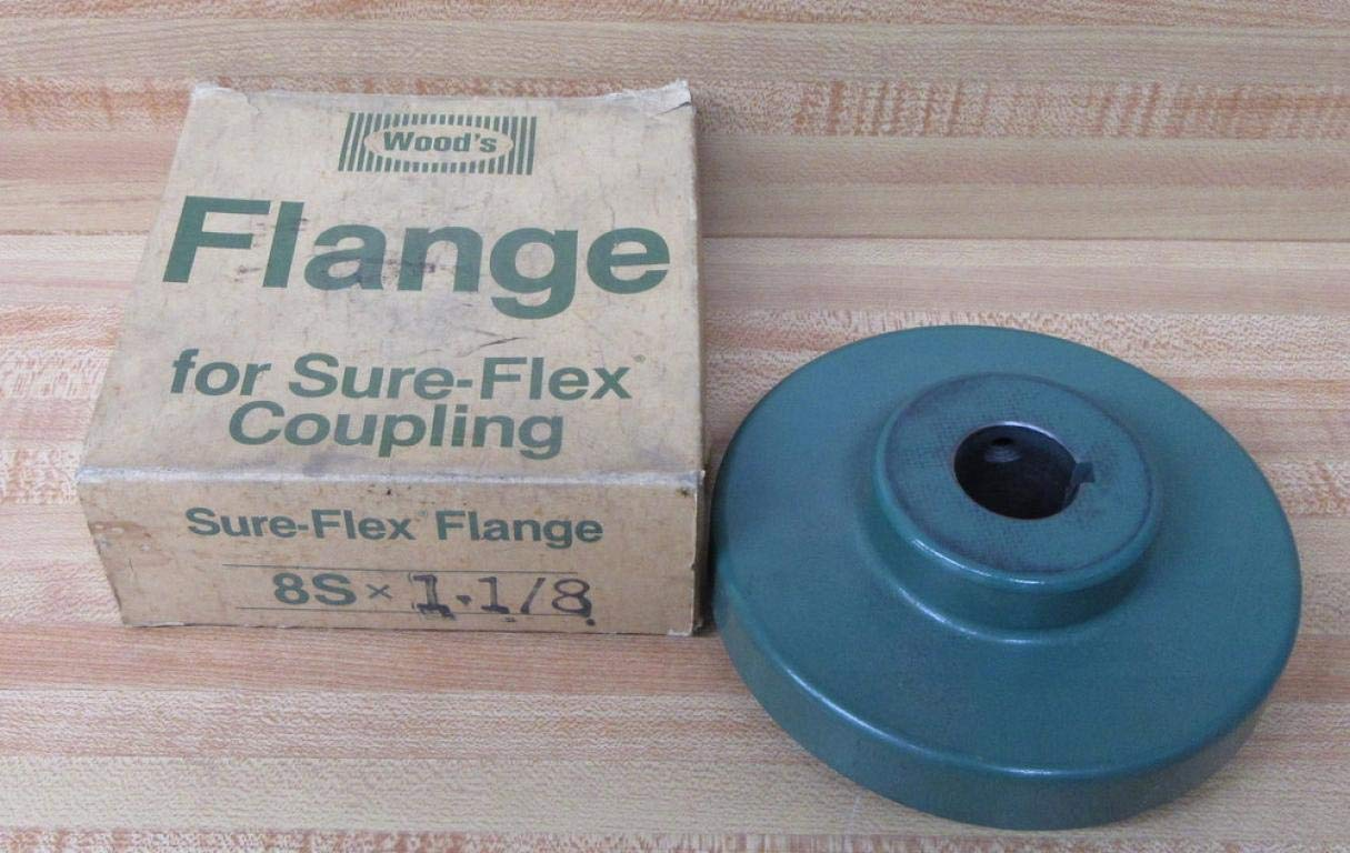 TB Wood's 8SX1-1 8 Credence 8SX118 store Flange