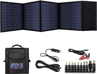 cargador solar color negro apto para todos los productos de Micro USB tackjoke panel solar