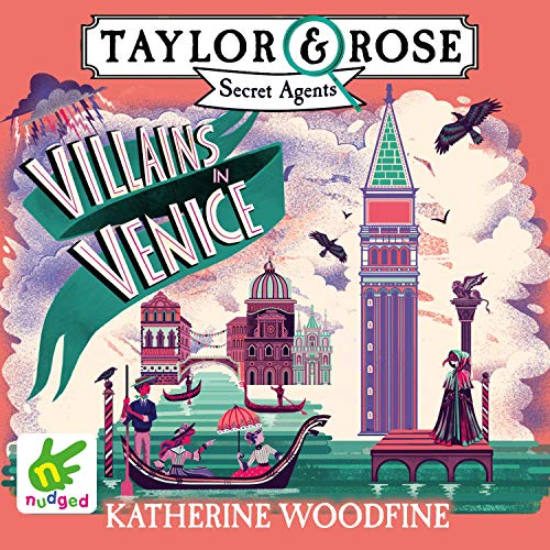 Villains in Venice cover art