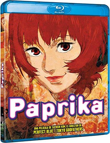 Paprika - Edición 2017 Blu-ray