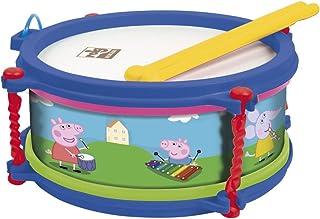 Peppa Pig - Tambor en Estuche (Claudio Reig 2340.0)