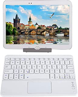Yoidesu Portable Bluetooth Touchpad Keyboard 9in Ultra Thin Lightweight Wireless Touch Keyboard for Windows iOS Mac Androi...