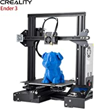 Ender 3 Creality 3D Printer 2019 Newest Model with Aluminum V-Slot Prusa I3 DIY Kits with Resume Printing Upgraded Extruder Heatbed Fully Open Source Print Size 220x220x250mm