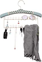 Simplicidad con Estilo Baratijas de Joyería de Moda Organizador Percha Estante de Almacenamiento para Bufanda Llaveros Gafas, ZH