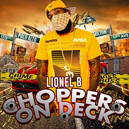 Choppers on Deck [Explicit]