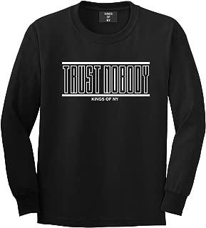 Trust Nobody Classic Rap La Los Angeles Hiphop Long Sleeve T-Shirt