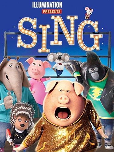 Sing (4K UHD)