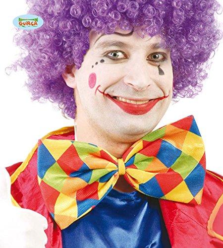 Fiestas Guirca Maxi Papillon Clown a scacchi Multicolor 30 cm