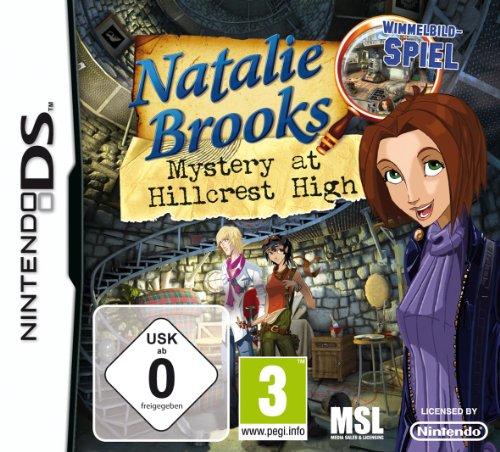 Natalie Brooks: Mystery at Hillcrest High [Importación alemana]